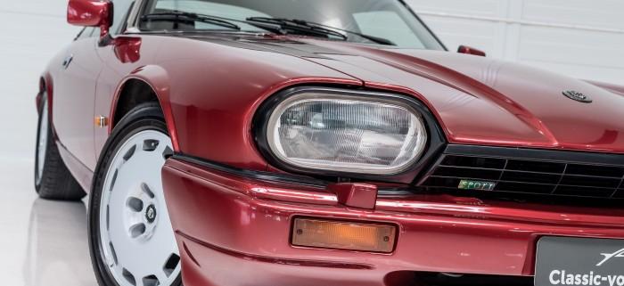 Capital Cars & Classics - Jaguar XJR-S 6.0 V12 TWR van ...